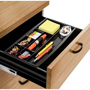Cep drawer organiser black