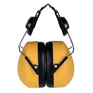 PortWest PS47 Endurance kuulosuojaimet kypärään keltainen