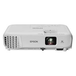 Projektor Epson EB-X06, 3LCD, bílý