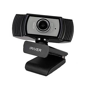 IRIVER IPC-HD1080 CLIP WEBCAM BLK