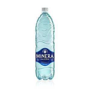 Minerální voda Minera, jemně perlivá, 1,5 l, balení 6 kusů