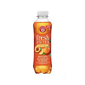 TEEKANNE FRESH ICE TEA PEACH 500ML