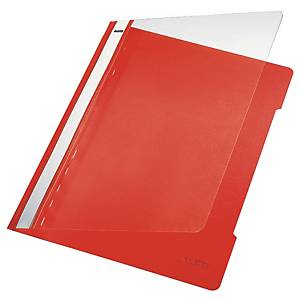 Leitz 4191 project file A4 PVC red