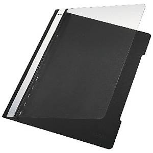 Leitz 4191 project file A4 PVC black