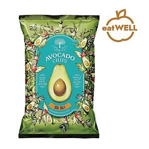 TEMOLE Avocado Chips Sea Salt 40g