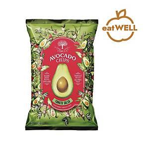 TEMOLE 牛油果脆片蕃茄沙沙味 40克