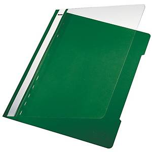 Leitz 4191 project file A4 PVC green