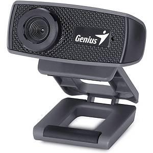 กล้องเว็บแคม GENIUS FACECAM 1000X HD 720P สีดำ