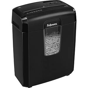 Fellowes Powershred 8C shredder, DIN P-4, particle cut, 14 l