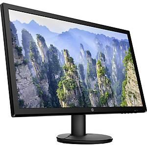 HP V24 LCD Monitor, Full HD, nicht reflektierend, 24