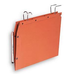 Dossiers suspendus Elba TUB Ultimate® pour armoires, 350/250, folio, fond V, 25x