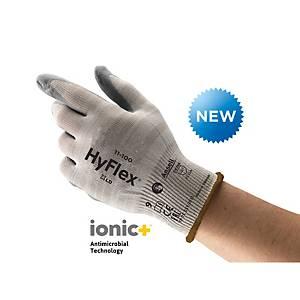 Víceúčelové rukavice Ansell HyFlex® 11-100, velikost 8