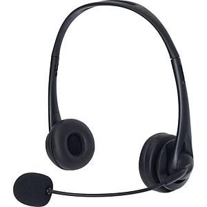 Headset Sandberg 126-12, USB, schwarz