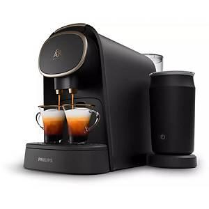 Machine à café au lait Philips L Or Barista espresso, noir