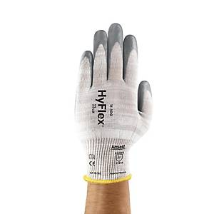 PAR GUANTES ANSELL 11-100 MICROBIANO T6
