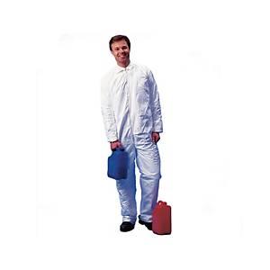 Intersafe BC00 coverall, wit, maat XL, per stuk