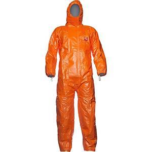 DuPont Tychem® F coverall, oranje, maat M, per stuk