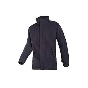 Sioen Tobado 7690 fleece vest, marine, maat S, per stuk