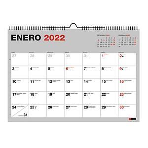 Calendario pared 18 meses Miquelrius - A4