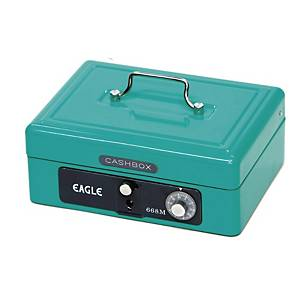 EAGLE 668M CASH BOX MED