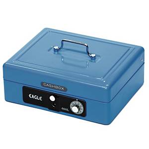 EAGLE 668L CASH BOX 221X188X85