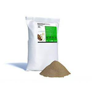 Ricarica assorbente Carvel Fibercan+ 30 L