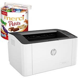 Imprimante HP 107w incl. Merci Petits