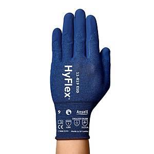 Víceúčelové rukavice Ansell HyFlex® 11-819, velikost 9