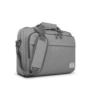 Taška na notebook Solo New York RE:New Briefcase 15.6 , šedá