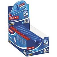 Tipp-Ex Pocket Mouse Correction Tape - 10 m x 4.2 mm,