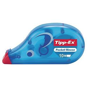 Roller de correction Tipp-Ex® Pocket Mouse, 4,2 mm x 10 m, la pièce