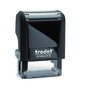 TRODAT 6/4910 STAMP PAD BLK