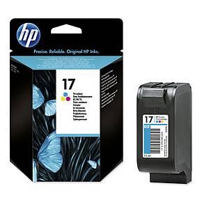 HP C6625A inkjet cartridge nr.17 color [480 pagesl]