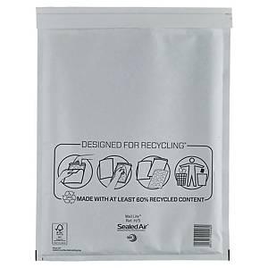 Mail Lite® papieren luchtkussenenveloppen, 270 x 360 mm, wit, doos van 50 stuks