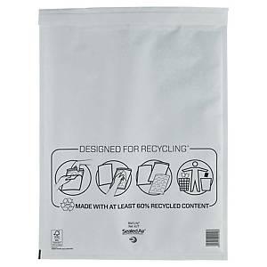 Enveloppes à bulles d air en papier Mail Lite®, 350 x 470 mm, blanches, les 50