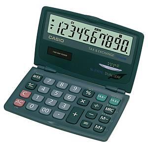 Calculatrice de poche Casio SL-210TE - 10 chiffres - noire