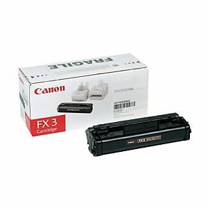 Toner Canon FX-3, 3000pages, noir