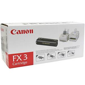 Canon FX-3 Toner Cartridge Black