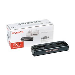 Tóner láser Canon FX-3 - negro
