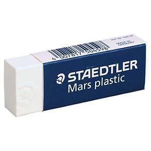 Staedtler Mars Plastic 526 gom, voor potlood, met kartonnen huls, per stuk