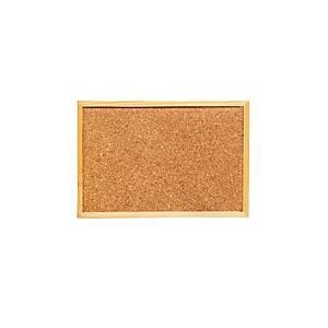 Cork Board Wooden Frame 30X45CM