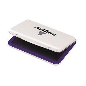 Artline Stamp Pad Blue 67mm X 106mm
