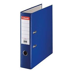 Segregator z mechanizmem ESSELTE Eco ekonomiczny  75 mm niebieski