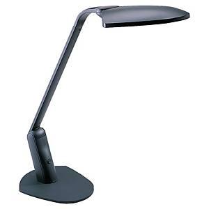 Unilux Duo lampe de bureau fluorescente noire
