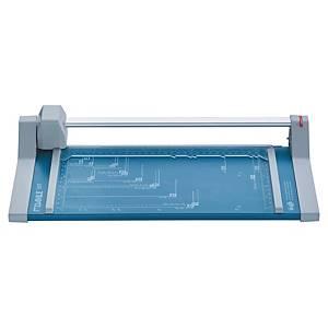 Cizalla de rodillo   DAHLE 507  , capacidad de guillotinar 5 hojas. 420x190 mm.