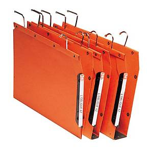 Oblique TUB V230 Suspension File A4 30mm - Box of 25