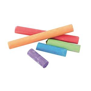 Chalk Assorted Colour - Box of 50