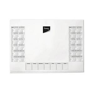 Ersatz-Kalendarium zu Schreibunterlage Lyreco, Block à 25 Blatt