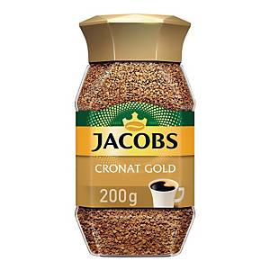 COFFEE JACOBS CRONAT GOLD 200G INSTANT