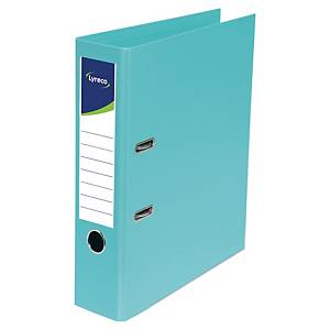 Lyreco lever arch file PP spine 50 mm mint green